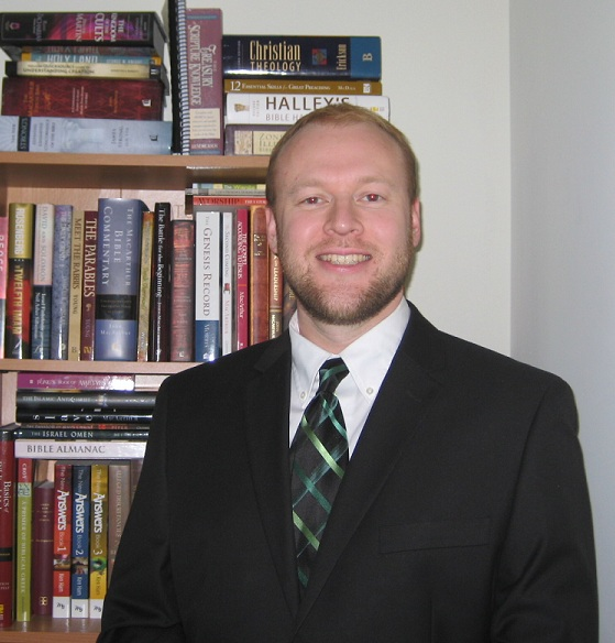 Bible Teacher - Cory Wiggington